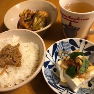 dミールキット☆さばのみぞれ煮&豆腐のネギかつお醤油