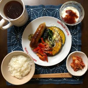 dミールキット☆ドイツソーセージと夏野菜のDELI①