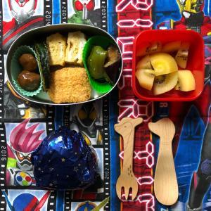 0717.幼稚園2つ&ダーお弁当☆土用の丑の日、うなぎ食べる?