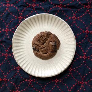 子供達と手作りチョコクッキー☆