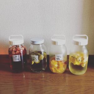 小学校オンライン授業参観&梅仕事☆梅酒以外は飲めるようになりました!