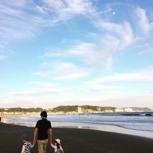 海に行きたい。