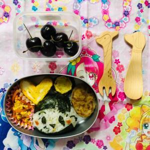 0625.幼稚園&ダーお弁当☆あんふぁんメイト仲間を見習って、ダイエット頑張る!