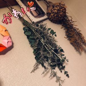 結婚記念日のお花☆