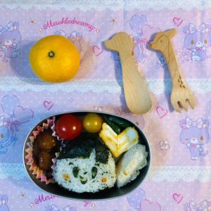 0712.幼稚園&ダーお弁当☆過敏性腸症候群通院