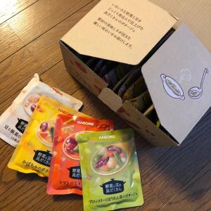 楽天セール☆コロナワクチン対策にKAGOMEの野菜スープを購入