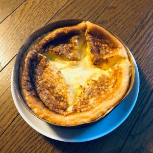 手作り☆ベイクドチーズケーキ