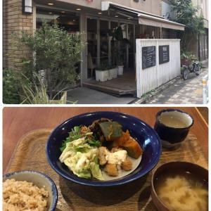 【千駄ヶ谷の和食ランチブッフェ】