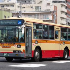 神奈川中央交通 三菱ふそう エアロスター ワンステップ(その3)
