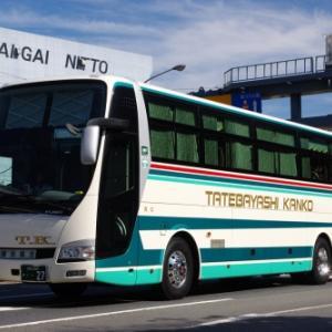 館林観光バス 三菱ふそう エアロクィーン