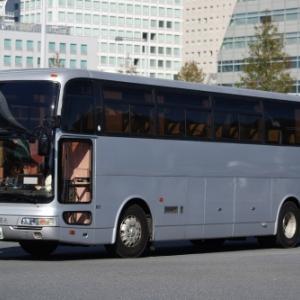 CONER(大阪国際観光)三菱ふそう エアロクィーンⅡ