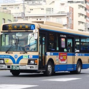 横浜市交通局 日野 レインボーⅡ ノンステップバス(その3)