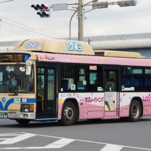 横浜市交通局 いすゞ エルガ ノンステップ CNG(その12)
