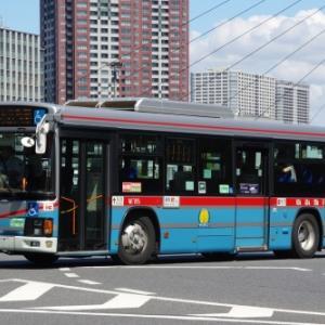 京浜急行バス いすゞ エルガ ノンステップ(その2)