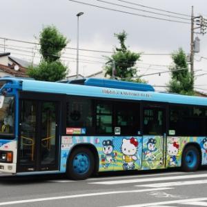 川崎市交通局 日野 ブルーリボンⅡ ノンステップバス(その3)