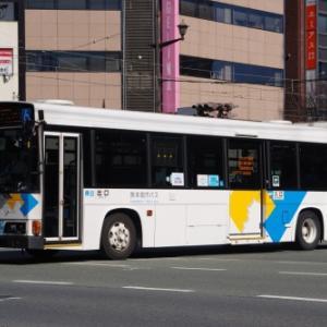 熊本都市バス 日野 レインボー ノンステップ(その1)