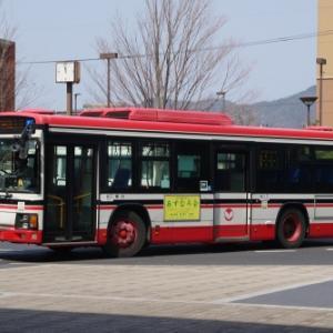 一畑バス いすゞ エルガ ノンステップ(その1)