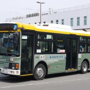 富士急シティバス いすゞ エルガミオ ノンステップ