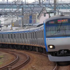 相模鉄道 10000系 10701F(更新前)