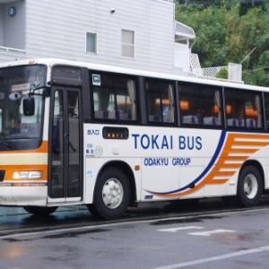 東海バス 日野 ブルーリボン(その1)