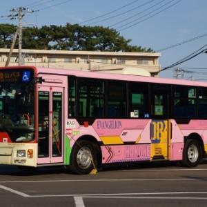 箱根登山バス 三菱ふそう エアロスター ワンステップ(その1)