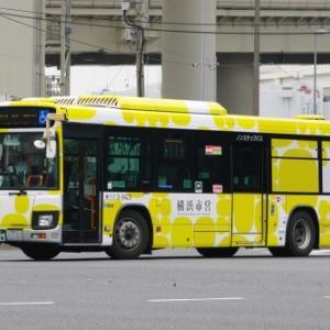 横浜市交通局 日野 ブルーリボン(その9)