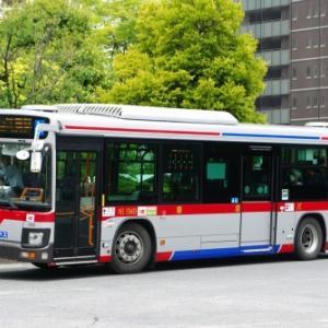 東急バス 日野 ブルーリボン(その2)