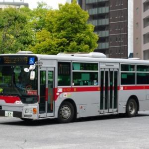 東急バス 三菱ふそう エアロスター ワンステップバス(その5)