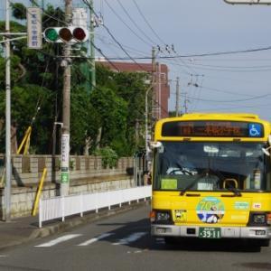 横浜市交通局 日野 ブルーリボンⅡ ノンステップバス(その9)
