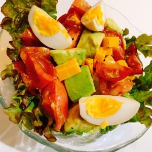 簡単サラダレシピ