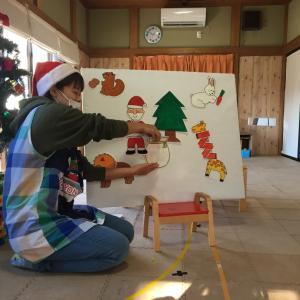 手型アート☆ミニクリスマス会