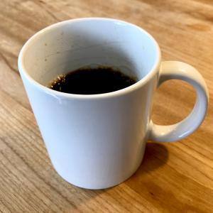 ホットコーヒーの季節へ