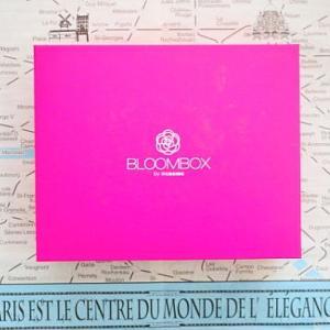 サンプルサイズのビューティープロダクトを毎月お届け!BLOOMBOX 1月BOXの紹介です♪