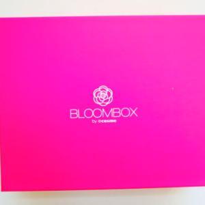 サンプルサイズのビューティープロダクトが試せる☆6月のBLOOMBOXが届きました♪