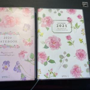 届いた手帳と誕生日のギフト選び
