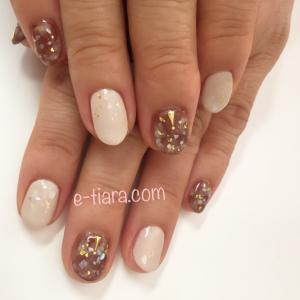Autumn nail…