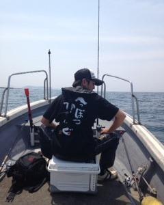 鷹島ボートエギング