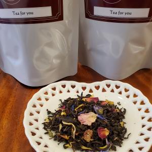 Y's tea 14周年記念紅茶発表☆