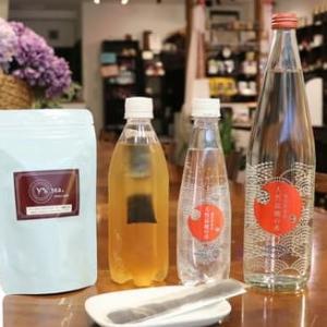 水出しペットボトル専用ティーバッグ、本日の日経新聞電子版に掲載頂きました。