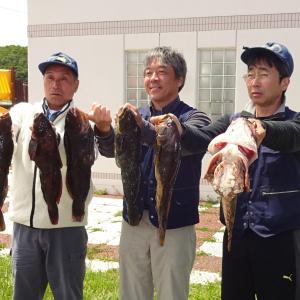 6月17日優釣会