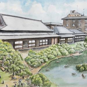 柳川立花家の庭園