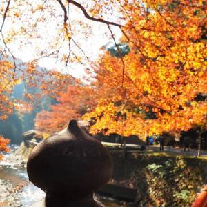 令和2年京都の旅・・・ 高尾 神護寺へ