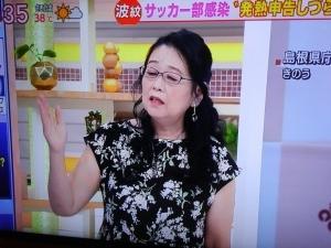 今朝もゲンキだ、岡田教授。中等症について