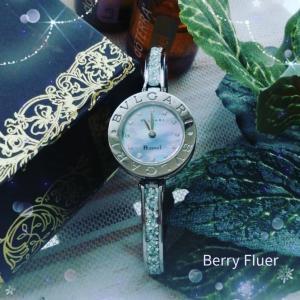 ブルガリの腕時計にグルーデコ