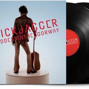 """ミック・ジャガーのソロ4作品が""""ハーフ・スピード・マスタリング""""によりアナログレコードで発売。180g重量盤"""