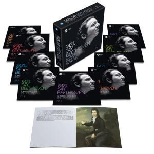 [CD9枚組]ファジル・サイが『ベートーヴェン:ピアノ・ソナタ全集』を録音