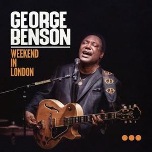 """ジョージ・ベンソン 2019年ロンドン""""ロニー・スコット・ジャズ・クラブ""""でのライヴがLPで発売"""