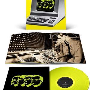 クラフトワークの8タイトルが180g重量盤アナログレコードで発売、ドイツ語版も5タイトル