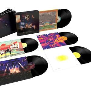 EL&Pの未発表音源含む豪華ライヴBOXが発売!CDは7枚組、LPは10枚組