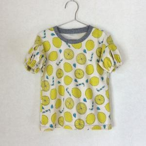 レモネード、パフ袖Tシャツ